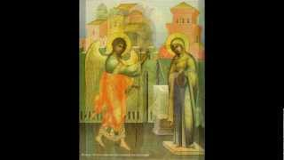 Акафист Пресвятой Богородице. Akathist to the Most Holy Theotokos