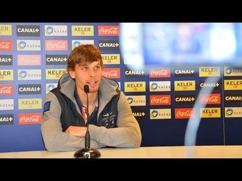Videochat Sergio Canales 21/03/2014