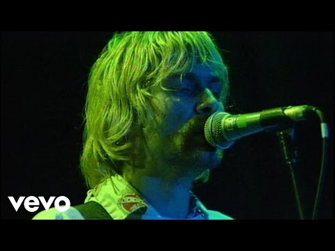 Nirvana - About A Girl (Live @ Reading, 1992)