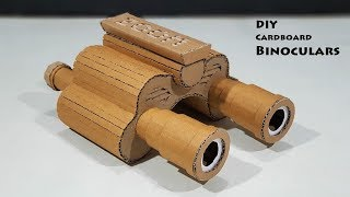 How to make Binoculars From Cardboard for kids