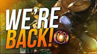 BACK TO THE TOXIC CHAMP | DYRUS SINGED