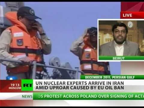 Nuke Look: 'If strangled, Iran will retaliate'
