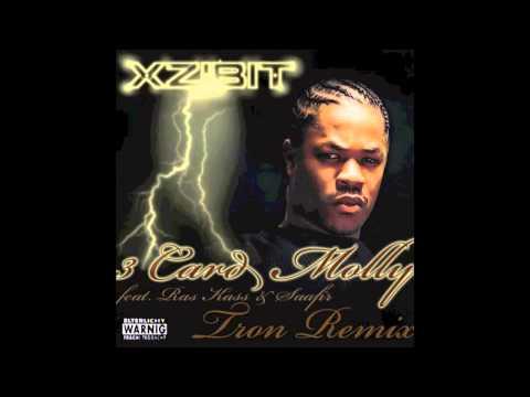 Xzibit - 3 Card Molly feat. Ras Kass & Saafir (Tron Remix)