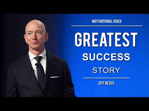 Amazing Amazon Story - Jeff Bezos Full Speech