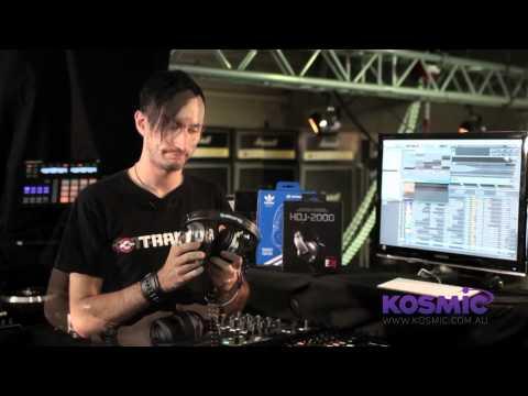 Kosmic Sound DJ Headphone Comparison