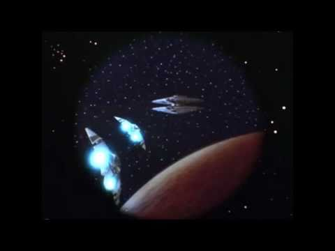 Battlestar Galactica 1978 TV-Intro in Stereo