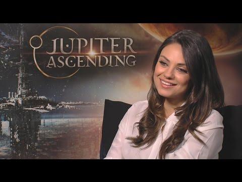 Mila Kunis Talks 'Jupiter Ascending' and 'Family Guy'