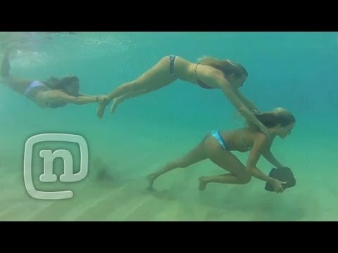 Alana Blanchard And Friends Explore...