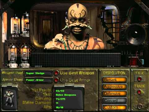 Lets Play Fallout 2 (19) The Vault City