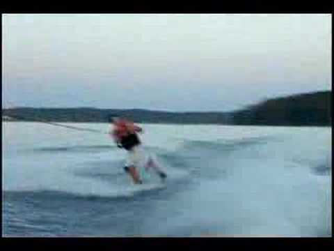 Wakeboard Kneeboard Video