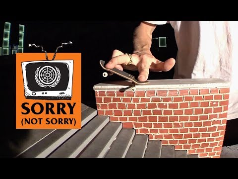 """The Mini Berrics"" With The Best Fingerboarders In The World"