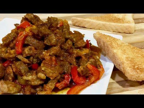 Попробовав раз это блюдо вы будете готовить его всегда! Вкусное мясное блюдо Щипачки Рецепты мяса.