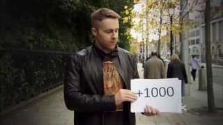 Keith Barry Math Trick