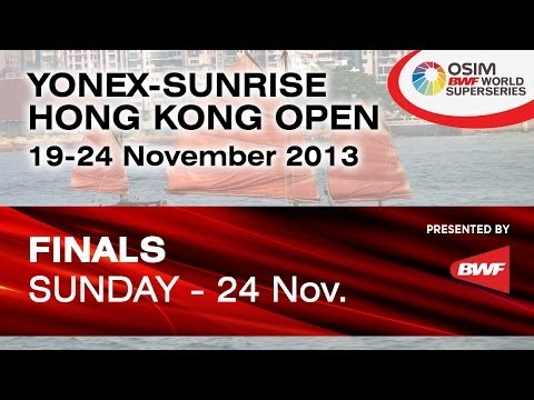 F - MS - Lee Chong Wei vs. Sony Dwi Kuncoro - 2013 Hong Kong Open