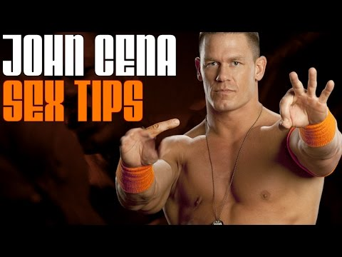 Wwe Star John Cena Sex Tips video