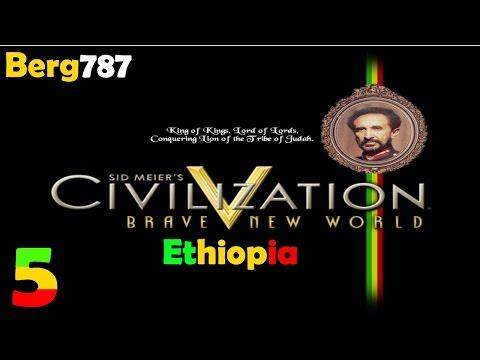 Civilization 5   Lets Play Ethiopia   Deity   #5