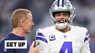 Dak Prescott is playing for Jason Garrett's job – Dan Orlovsky | Get Up