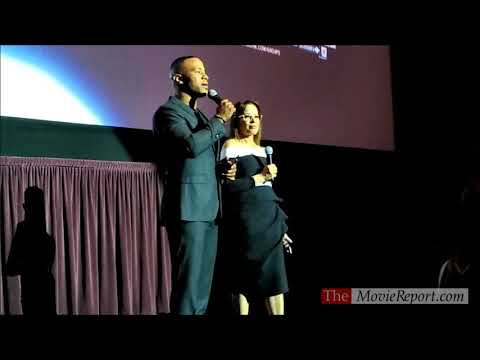 BREAKTHROUGH Premiere Introduction By DeVon Franklin & Roxann Dawson - April 11, 2019