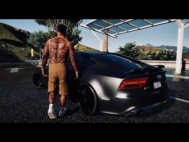 ►GTA 6 Graphics - Cars Gameplay! 60FPS