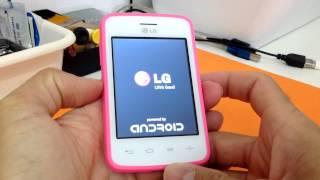Como Formatar LG L30 D125 Sporty e os Novos L || Hard Reset, Desbloquear. G-Tech