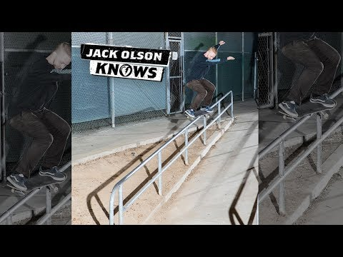 Jack Olson Knows