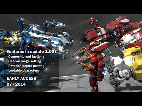 Space Engineers - Factions, Ownership of blocks