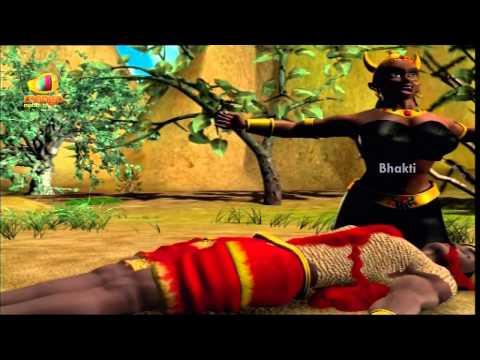 Sarnam Ayyappa Animation Movie  - Part 1 - 1 5 video