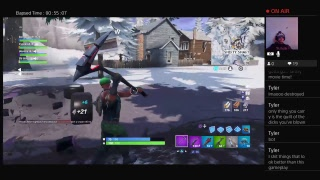 Carrying squads from day 1. Fortnite funny WTF fails ps4 pro player