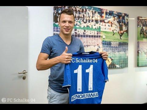 Yevhen Konoplyanka - Welcome To Schalke 04 2016/17 | HD