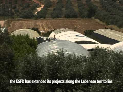 The Economic and Social Fund for Development ESFD - EU funded project - Lebanon