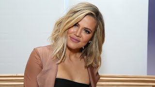 Khloe Kardashian Leaves Cleveland With Daughter True Thompson
