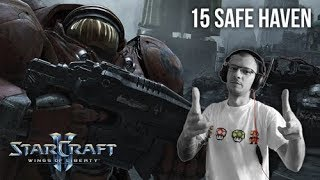 StarCraft II Wings of Liberty - Mission 15 - Safe Haven
