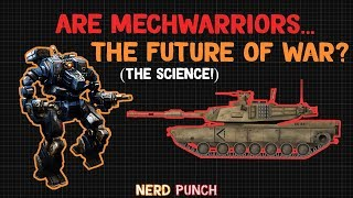 Game Science: Will Mechs REPLACE Tanks?