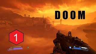 Let's Play: DOOM, Part 1 - So it Begins. . .