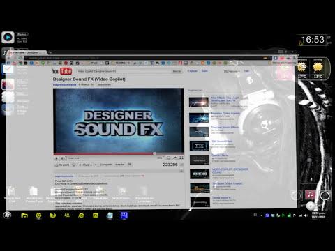 Descargas // Sonidos FX Para Tus Intros O Presentaciones