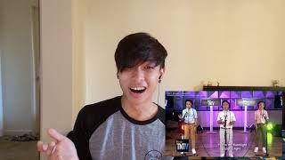 TNT Boys - Flashlight Reaction Video