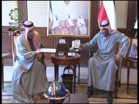 Acting Premier & Foreign Minister receives message from his Saudi counterpart Prince Saud Al-Faisal
