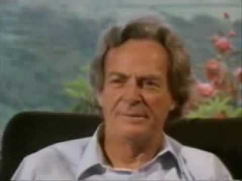 Richard Feynman on God