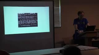 Kansasfest 2018 - Teaching an Old Zork New Tricks - Peter Ferrie