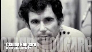 Watch Claude Nougaro La Pluie Fait Des Claquettes video