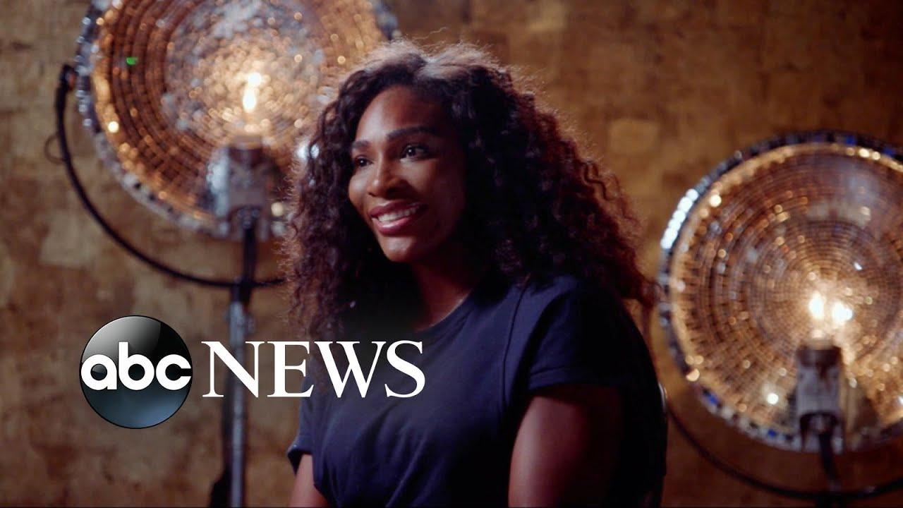 Why Serena Williams Doesn't Feel Pressure Ahead of US Open Title Bid