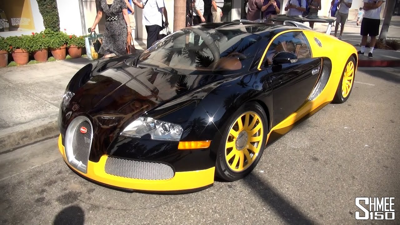 world famous bijan bugatti veyron in los angeles youtube. Black Bedroom Furniture Sets. Home Design Ideas