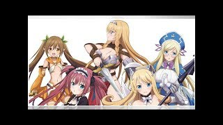 News Queen's Blade Unlimited OVA's 1st Episode Ships July 13