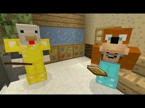 Minecraft Xbox Fish Tank 234