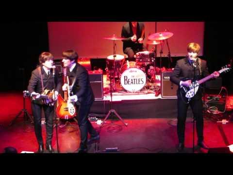 4 - She Loves You - Bootleg Beatles 17-02-2017 De Boerderij Zoetermeer