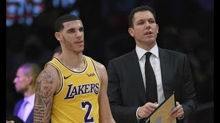 Lakers told to FIRE Luke Walton and replace him with THIS head coach by LaVar Ball