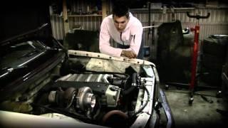 How To Make A Turbo Diesel Drift Car Out Of A Mercedes Estate Wagon Teemu Peltola