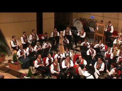 Fifth Suite for Band - Alfred Reed;1-Hoe Down; Musikkapelle Peter Mayr Pfeffersberg