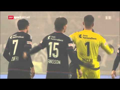 Highlights: FC Basel vs. FC Sion (2:1) - 30.04.2016