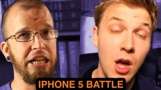 IPHONE 5 BATTLE